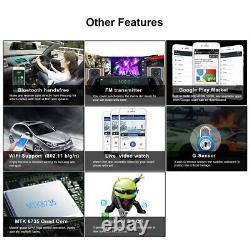 12 rear view mirror dvr driving recorder 4CH Cameras lens gps Navi car cameras