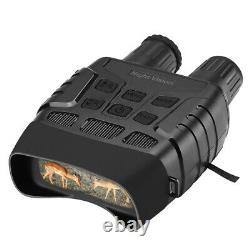 2.3 720P Playback Screen Digital IR Night Vision Recorder Binoculars FOV 10°