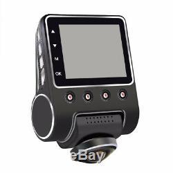 360° Panoramic WiFi Car DVR Camera Full View 1080P Recorder dash Cam dual camera