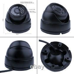 4CH GPS WIFI 1080P AHD SD Car DVR MDVR Video Recorder Realtime View 4 Cameras