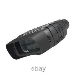 4X Digital Night Vision Binoculars Goggles HD Infrared IR Camera Video Recording