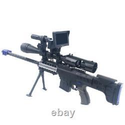 720P Video Record Night Vision Scope Optics Camera with Laser IR Flashlight