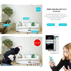 ANRAN Home Wireless Outdoor Security Camera System WIFI 1080P CCTV Video Record