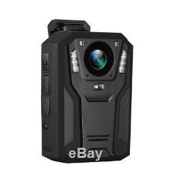 BOBLOV 1296P Body Worn Camera Wearable Night Vision Video Recorder DVR 32GB