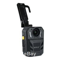 BOBLOV WA7-D Ultra HD 1296P 32GB 2.0 Body Worn Camera Recorder Night Vision DVR