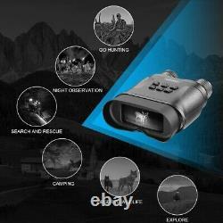 Binocular Digital Night Vision With HD Video Recording Infrared Day & Night 1pc