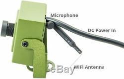 Bird Box Camera WiFi 1080p HD with Night Vision Micro SD Recording Phone PC