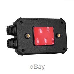 Blueskysea B1M 135°Wide Angle Dual Lens 1080P Motorcycle Wifi Dash Cam Recorder