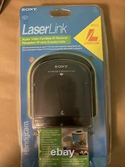 Brand New In Boxsony Ccd-trv85 Video Camera Recorder + Sony Wireless Receiver