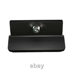 Car Cam Dual Dash Camera Driving Recorder GPS Navigation 7 In LCD Android WiFi