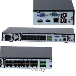 DAHUA OEM Version NVR, 16 CH Channel 16 POE Ports NVR Recorder NVR4216-16P-4KS2