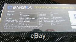 Digital Infrared Illuminator Night Vision Binoculars RECORD VIDEO Barska NVX300