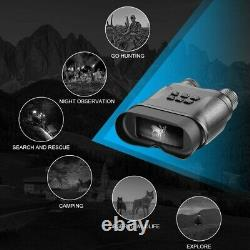 Digital Night Vision Binocular Telescope Record Videos Hunting, Night Observation