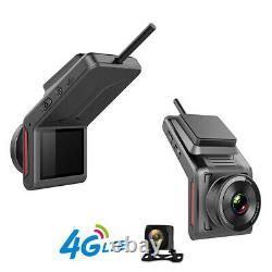 Dual Lens Car Hidden DVR Dash Cam Video Camera WiFi Recorder Night Vision
