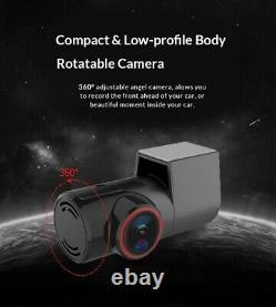 Full HD 1080P 1944P Dash Cam Front Rear Camera WiFi Video Recorder Night Vision