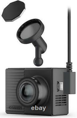 Garmin Dash Cam Tandem180° Dual-lens CameraGPSInterior & Exterior Recording