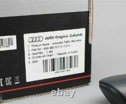Genuine Audi Universal Traffic Recorder UTR dashcam camera front 4G0063511E