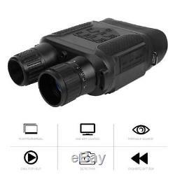 HD Night Vision Binoculars Telescope Multifunctional Camera Video Recorder