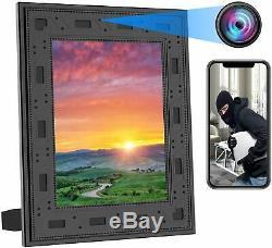 Hidden Camera 1080P WiFi HD Spy Cameras Night Vision Video Recorder PIR Motion