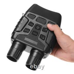 Long Distance Digital Night Vision Binoculars With Video Recording HD Infrared