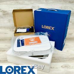 Lorex 4K HD 8Ch NVR Security Video Camera Network Recorder 2TB HDD Smart N841A82