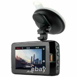 Mio MiVue 792 Dual WiFi Pro GPS Car Dash Camera 1080p Video Recording Night Mode