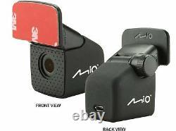 Mio MiVue 798 Dual Car GPS Dash Camera2.5K QHD 1600p RecordingWi-FiNight Mode
