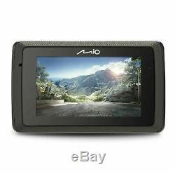 Mio Mivue 786 Touch Wi-Fi Car GPS Dash Camera1080p Full HD Accident Recording