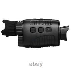 NV3185 Digital Night Vision Monoculars Circular Video Recording Hunting Camera