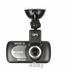 Nextbase 312GW Dash Cam 2.7 LED Car Recorder Night Vision GPS Wi-Fi