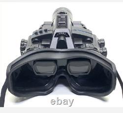 Night Vision Goggles Recordable Infrared Binoculars High/Low IR illuminator