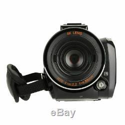 ORDRO AC3 4K 24MP WIFI Night Vision Digital Video Camera Camcorder Recorder SPL