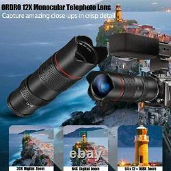 ORDRO Camcorder 4k Video Camera 30fps Vlog Night Vision Video Recorder
