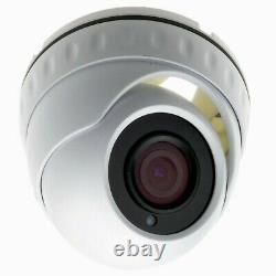 Oyn-x Cctv System Kit 1080p Kestrel Dome Camera 500gb 1tb 2tb Dvr Recorder Qvis