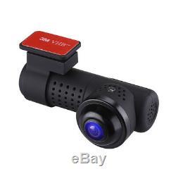 Panoramic HD 2160P Sony IMX326 WiFi Vehicle Dash Cam Loop Recording Night Vision