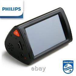 Philips Car DVR Camera CVR500 Full HD 1080P Vehicle Video Recorder Dash Cam