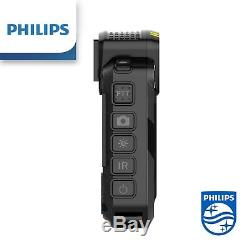 Philips VTR8200 Law Enforcement Audio&Video Recorder VideoTracer HD Body Camera