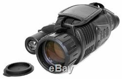 Pyle Handheld Night Vision Camera withRecord Video/Snap Images/LCD Display