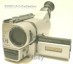 SONY CCD-TRV65 Hi8 Video8 8mm XRAY Player Recorder Camera Camcorder as EVO-250