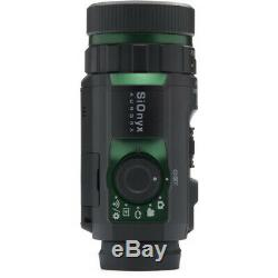 SiOnyx Aurora IR Night Vision Camera Color or Monochrome Recording Extreme Low-L