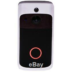 Smart WiFi Video Doorbell 2 Way Audio HD Night Vision Intercom Home Door Phone