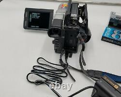 Sony DCR-TRV720 Digital8 Camcorder Record Transfer Watch Hi8 Video