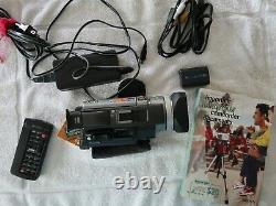 Sony Digital Video Camera recorder DCR-TRV950 withmanual & original tag