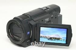 Sony FDR-AX33 4K Handycam Video Camera Recorder camcorder