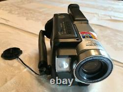 Sony Handycam Vision Video Camera Recorder Camcorder CCD-TRV98 8mm Video Hi8
