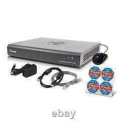 Swann DVR8 1580 8 Channel HD 720p DVR Recorder 1TB HDD PRO-T835 Cameras CCTV Kit