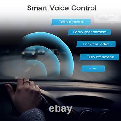 TOGUARD 4K 12 Mirror Dash Cam GPS Car Backup Camera DVR Recorder Night Vision