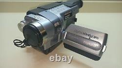 Top Japanese Sony DCR-TRV250E PAL Digital8 / Hi8 camera /video recorder