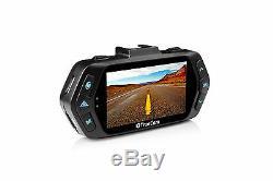 Vehicle Video Camera CAR DVR Recorder Dash Cam Rear view cam TRUECAM A6 FULL HD