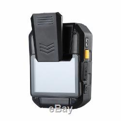WA7-D Ultra HD 1296P 64GB 2.0 Body Worn Police Camera Recorder withRemote Control